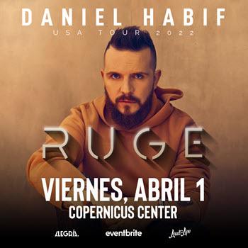 Daniel Habif – RUGE TOUR 2022
