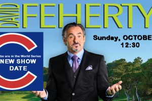 Feherty Off Tour, David Feherty, PGA Tour, Golf Channel, Golf, Feherty, Chicago, Copernicus Center