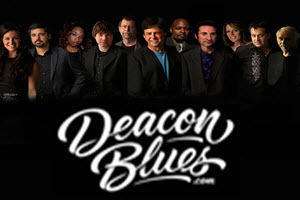 Deacon Blues & Heartache Tonight