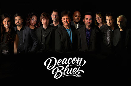 Deacon Blues & Heartache Tonight, Classic Rock Concert, Deacon Blues, Deacon Blues Official, New York Rock and Soul Revue, Steely Dan tribute band, Steve Kikoen, Thomas Linsk, Wally Hustin, Chuck Webb, Jonathan Hey, Dave Farley, Ben Jammin Johnson, Suzanne Cross, Char McAllister, Taylor Yacktman, Ebonie Taylor, Jennifer Hall, Pamela Rose, Cash Michaels, Victor Garcia, Rich Lapka, Tom Hipskind, live Chicago concert, Heartache Tonight, Dan fan, Chicago steely dan tribute band, Eagles Tribute Band, Heartache Tonight Chicago tribute band, Eagles Tribute, Tom Carey, Tom Carey Band, Hotel California, Desperado, Don Henley, Chris Bean Weng, John Forrest, Jim Altenbach, Tom O'Brien, Copernicus Center, Deacon Blues tickets, December 16, 2017