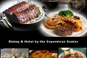 dining, hotel, chicago, Copernicus Center, live music, Chicago Events