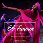 El Funoun, El-Funoun Dance Performance, El Funoun Dance, Chicago Events, Palestinian, Dance, Dabka, Copernicus Center, Palestinian Events, November 16 2016, Chicago, Palestinian Folklore, El-Funoun Dance Troupe