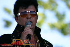 Elvis at WOSP Copernicus Center