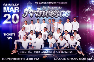 En Busca de Princesas Dance Production