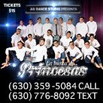 Quinceanera Angel, Quinceaneras Dance Show, En Busca de Princesas Dance Show, Chicago, Maestro de Vals, Angel Novoa, Sweet 16, Live dance