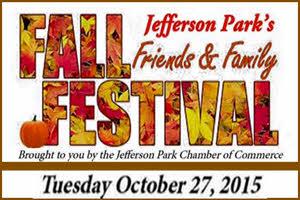 Jefferson Park Fall Festival