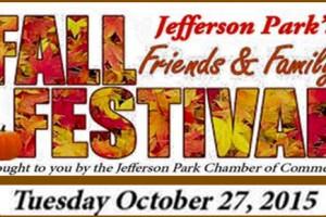 Fall Festival, Festival, 10/27/2015, Jefferson Park, Jefferson Park Fall Festival, Live Music, Comedy, Live Entertainment, Free, Free Family Event, Natural Gas, Chicago, Chamber of Commerce, Jefferson Park Chamber of Congress, Copernicus Center