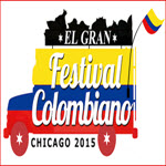 El Gran Festival Colombiano, Colombian Independence, family event, Colombian, Chicago, music festival, colombian fest, festival, live concert, chicago events, colombia, cumbia, vallento, salsa, verbena, colombian food