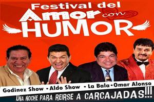 El Festival del Amor con Humor