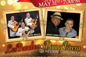 Los Panchos & Danny Rivera with Nelson Gonzalez
