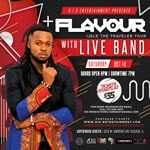 Flavour live in Chicago, Flavour concert, October 14th, Flavour N'abania, Chicago Concert, African Concert, Chicago, DIS Entertainment, DJ Dee Money, DJ 3K, Copernicus Center, Igbo, UMU Igbo, Midway African Concert, Copernicus Center, Flavour Concert Tickets