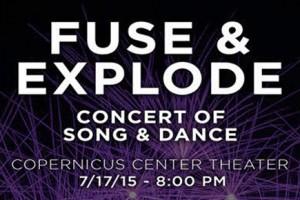 art, Chicago, Concert, contemporary music, Copernicus Center, dance, event, funk music, Fuse & Explode, Fuse and Explode, hip hop dance, hip hop music, jazz music, kurt schweitz, Live Music, matt pospeshil, tap dance, trentino