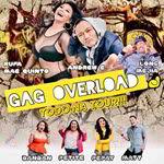 Gag overload, Andrew E, Ruffa Mae Quinto, Long Mejia, Pepay, Petite, Dandan, Comedy in Chicago, Copernicus Center Chicago, Filipino Comedians, 22 September 2018