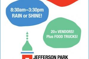 Jefferson Park | Garage Sale | Chicago | Copernicus Center