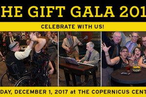 The Gift Theatre, The Gift Gala, Jefferson Park, Gift Theater fundraiser, Copernicus Center, Chicago events