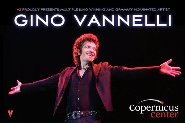 Gino Vannelli - December 3 - Chicago