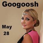 Chicago, Chicago Events, Persian events, Googoosh, Googoosh Live in Concert, Iranian, May 2016, pop music