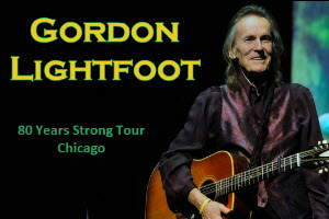 Gordon Lightfoot 80