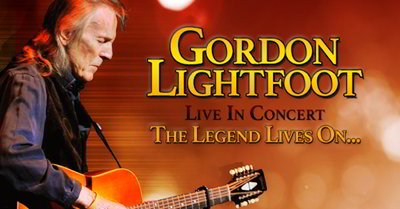 Gordon Lightfoot, Gordon Lightfoot Chicago, Gordon Lightfoot tour, Gordon Lightfoot concert in Chicago, Copernicus Center, Copernicus Tickets, live music concert