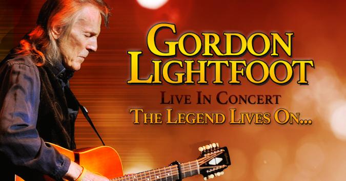 Gordon Lightfoot, Gordon Lightfoot Chicago, Gordon Lightfoot tour, Gordon Lightfoot concert in Chicago, Copernicus Center, Copernicus Tickets, live music concert