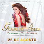 Guadalupe Pineda en Concierto, Guadalupe Pineda Chicago, 25 de Agosto 2018, 08/25/2018, Copernicus Center, Eventos en Chicago, Eventos Latino, conciertos latinos, Guadalupe Pineda boletos
