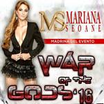 Guerra de Dioses 2016, Eventos en Chicago, Guerra de Dioses y Mariana Seoane, Mariana Seoane, Copernicus Center, Chicago