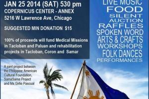 Copernicus Center Chicago fundraiser