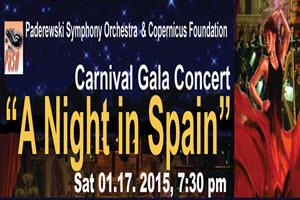 Hiszpańska Noc