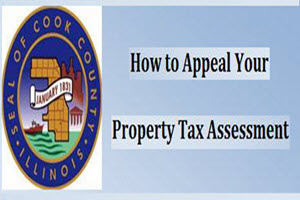Appeal Property Tax 2015