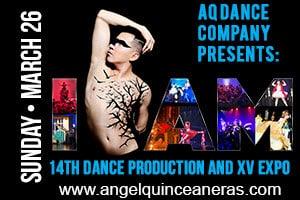 Angel Quinceaneras Expo + Dance