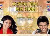 Jasmine Trias & Ben Stone