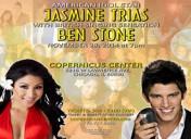 Jasmine Trias & Ben Stone NEW DATE