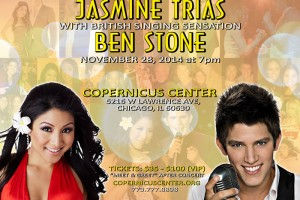 Jasmine Trias | Ben Stone | Chicago | Copernicus Center