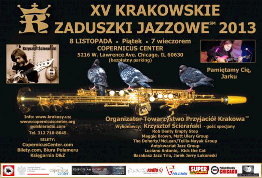 Zaduszki Jazzowe Copernicus