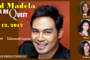 2/12/2017, All Requests Chicago 2, Chicago, Chicago Events, Copernicus Center, February events, Filipino, Filipino events, Gerellie Productions LLC, Jed Madela, Jed Madela all requests, Jed Madela all requests 2, Live Concerts, tickets