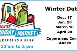 Jefferson Park Sunday Market, Copernicus Center, farmers market, chicago