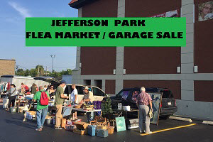 Jefferson Park Garage Sale & Flea Market