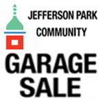 Jefferson Park flea market, Jefferson Park garage sale, May 20, 2018, Jefferson Park Chamber of Commerce, Jefferson Park Neighborhood Association, Copernicus Center