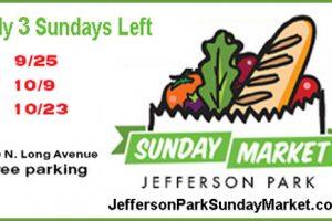 Jefferson Park, Garage Sale, Flea Market, Chicago, Stephen Gulyas, JPNA, Jefferson Park Chamber of Commerce, Jefferson Park Neighborhood Association, Copernicus Center, Copernicus Foundation,