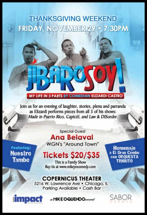 Jibarosoy Comedy 11-29-13