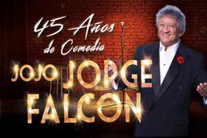 Jo Jo Jorge Falcon