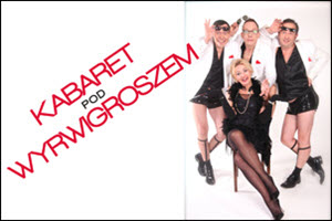 Kabaret pod Wyrwigroszem 2016