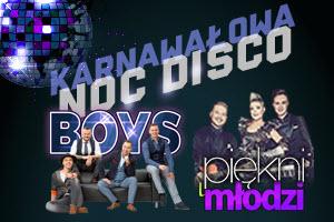 Karnawałowa Noc Disco