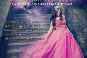 Kopciuszek Copernicus Center Chicago