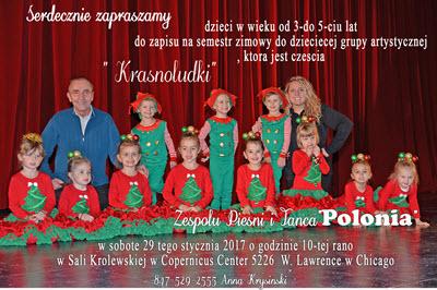 Polonia Ensemble Krasnoludki