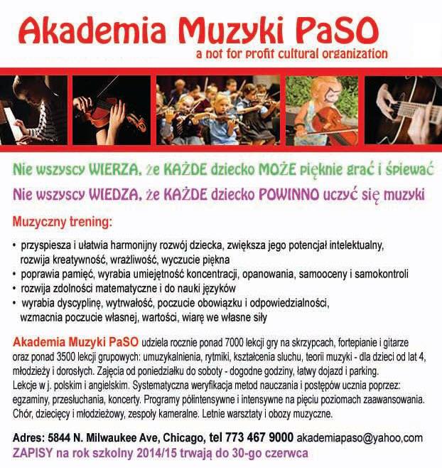 Akademia Muzyki przy Paderewski Symphony Orchestra