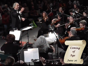 Lincolnwood Chamber Orchestra – Coming of Age Concert