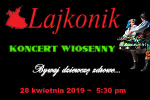 Lajkonik Spring Concert 2019