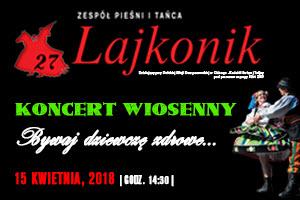 Lajkonik Spring Concert 2018