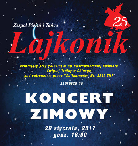 Lajkonik, ZPiT Lajkonik, Lajkonik Chicago, Lajkonik, Lajkonik Polish Folk Dancers, Polish Folk dancing, Zespol Lajkonik, Chicago, Lajkonik Koncert, Concert, Lajkonik Koncert Zimowy, Lajkonik Winter Concert, Lajkonik song and dance ensemble, Copernicus Center, Polskie wydardenia, Lajkonik tickets, Copernicus Center Tickets